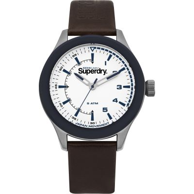 Unisex Superdry Rebel Challenger Watch SYG231BR
