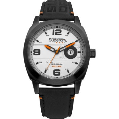Unisex Superdry Corporal Watch SYG236BB