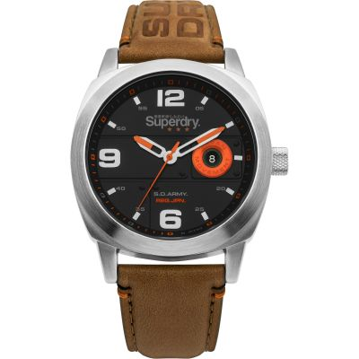 Unisex Superdry Corporal Watch SYG236T