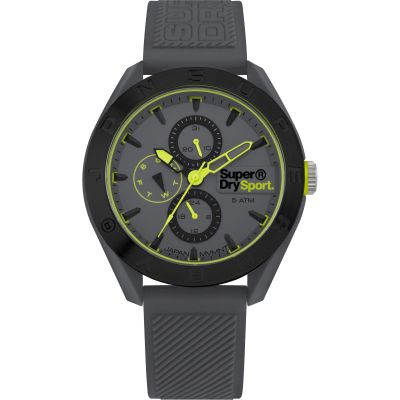 Unisex Superdry Osaka Military Watch SYG244E