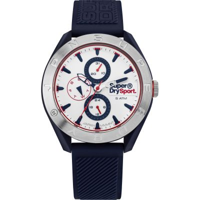 Unisex Superdry Osaka Military Watch SYG244U