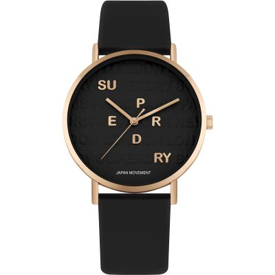 Ladies Superdry Oxford International Watch SYL252BRG