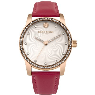 Ladies Daisy Dixon Adriana Glitz Watch DD089PRG