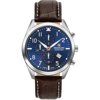 Montre Homme Swiss Military Hanowa Helvetus Chrono 06-4316.04.003