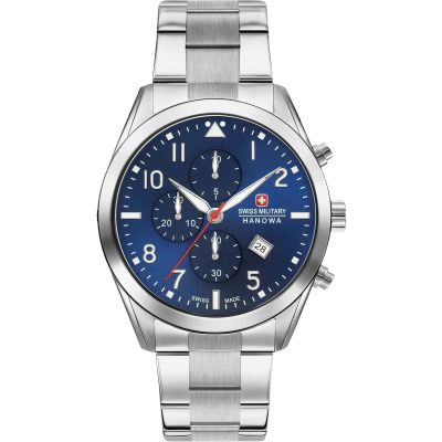 Montre Homme Swiss Military Hanowa Helvetus Chrono 06-5316.04.003