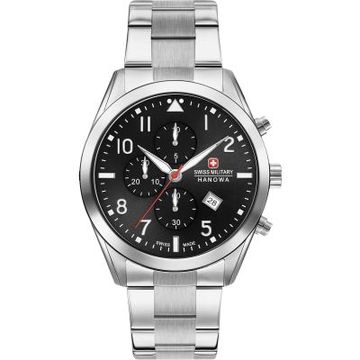 Montre Homme Swiss Military Hanowa Helvetus Chrono 06-5316.04.007