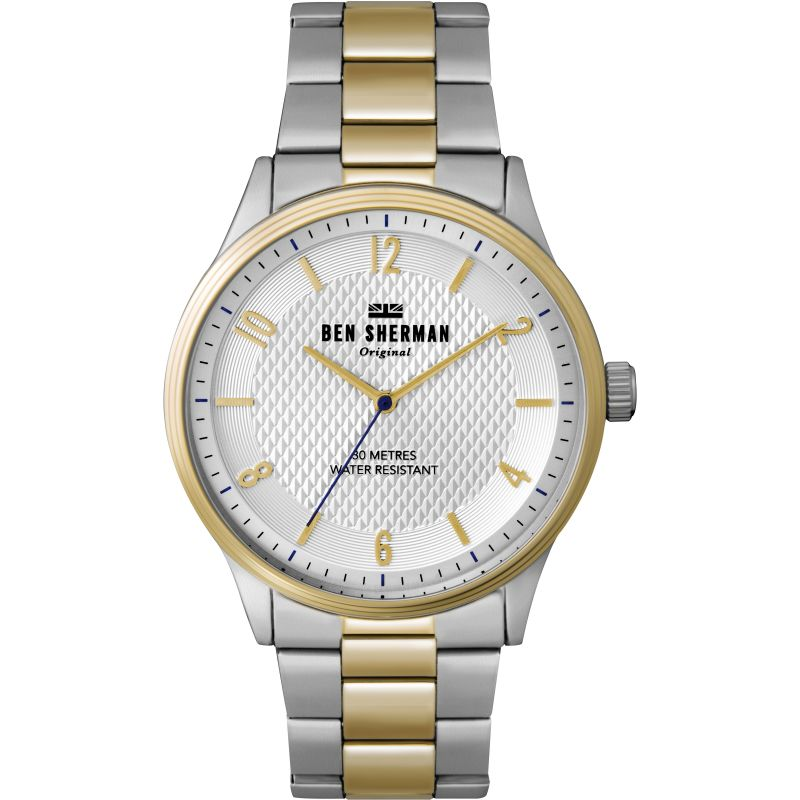 Mens Ben Sherman London Watch WB025SGM
