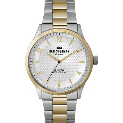 Ben Sherman London Herenhorloge Tweetonig WB025SGM