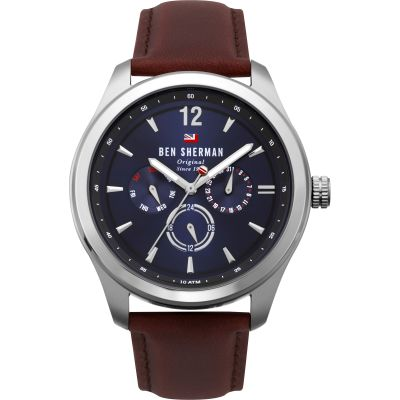 Mens Ben Sherman London Watch WBS112UT