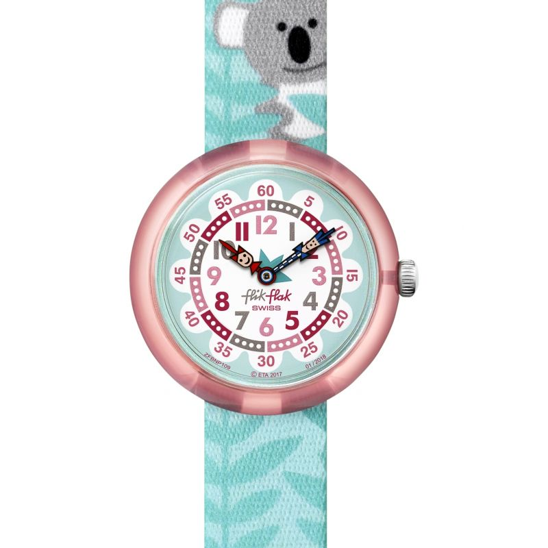 Flik Flak Coucouala Watch FBNP109