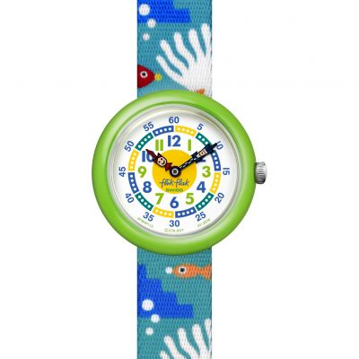 Montre Enfant Flik Flak Fish'N'Reef FBNP113