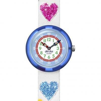 Montre Enfant Flik Flak Love My Heart FBNP116
