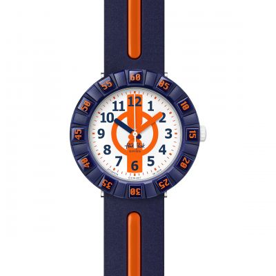 Montre Enfant Flik Flak Orange Ahead FCSP078