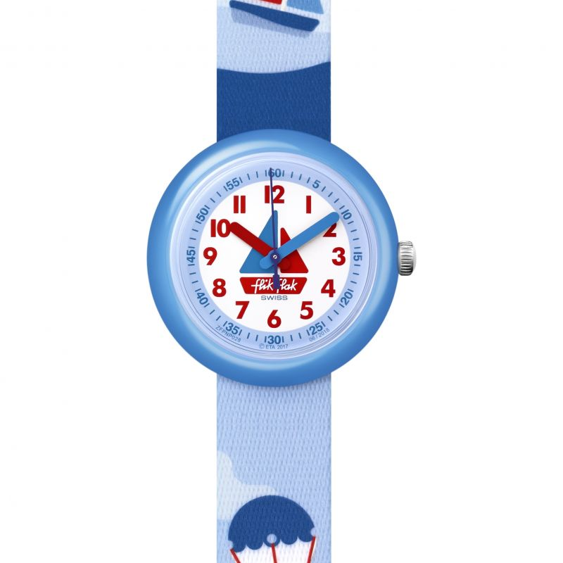 Flik Flak Sea Friends Watch FPNP028