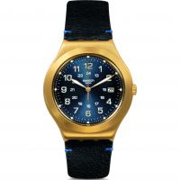 Swatch Happy Joe Golden Watch