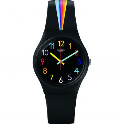 Montre Unisexe Swatch Fountain Of Colors GB311
