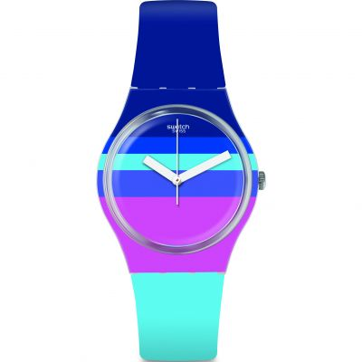 Swatch Azul'Heure Watch GE260