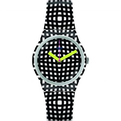 Montre Unisexe Swatch Sixtease GW197