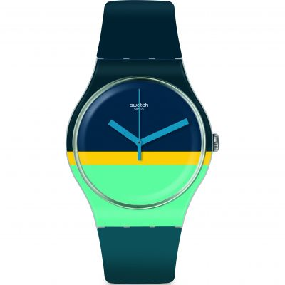 Swatch Ment'Heure Watch SUOW154