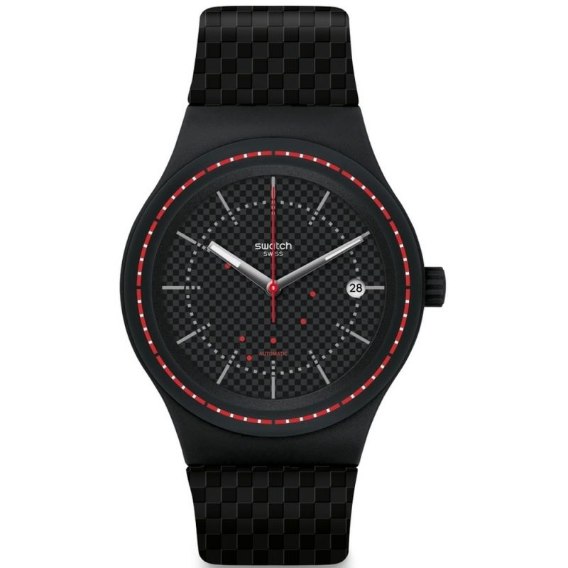 Swatch Sistem Damier Watch