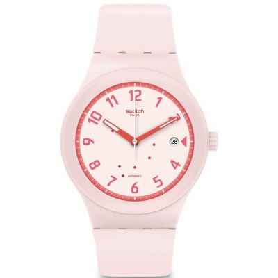 Swatch Sistem Blush Dameshorloge Roze SUTP402