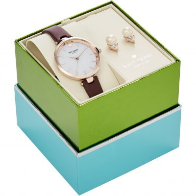 Kate Spade New York Gift Set Damenuhr KSW1496B