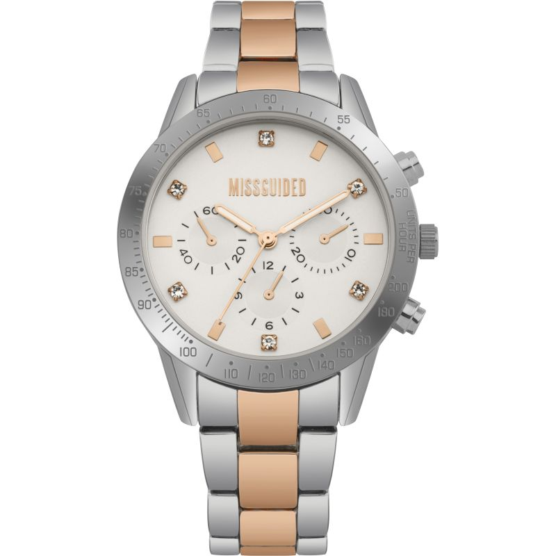 Ladies Missguided Watch MG004SRM