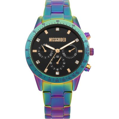 Ladies Missguided Watch MG004UPM
