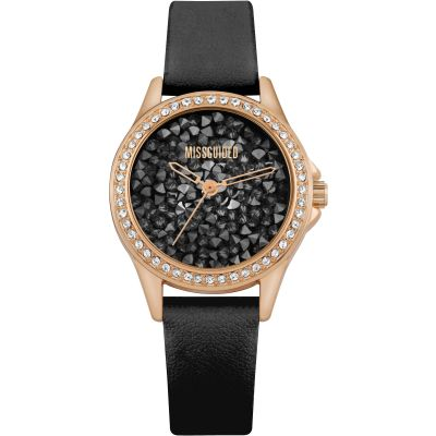 Ladies Missguided Watch MG013BRG