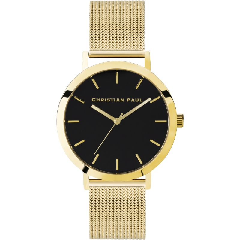 Unisex Christian Paul Watch RBG3521