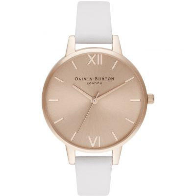 Demi Sunray Blush & Pale Rg Watch