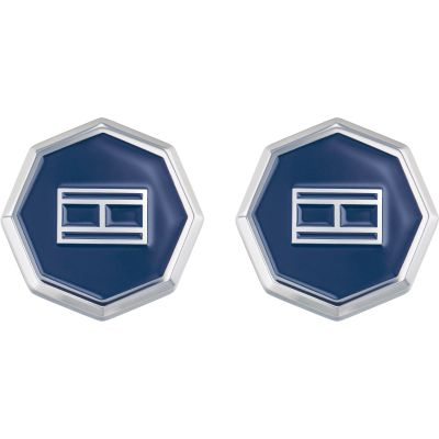 Tommy Hilfiger Jewellery Octagonal Shaped Cufflinks 2790042