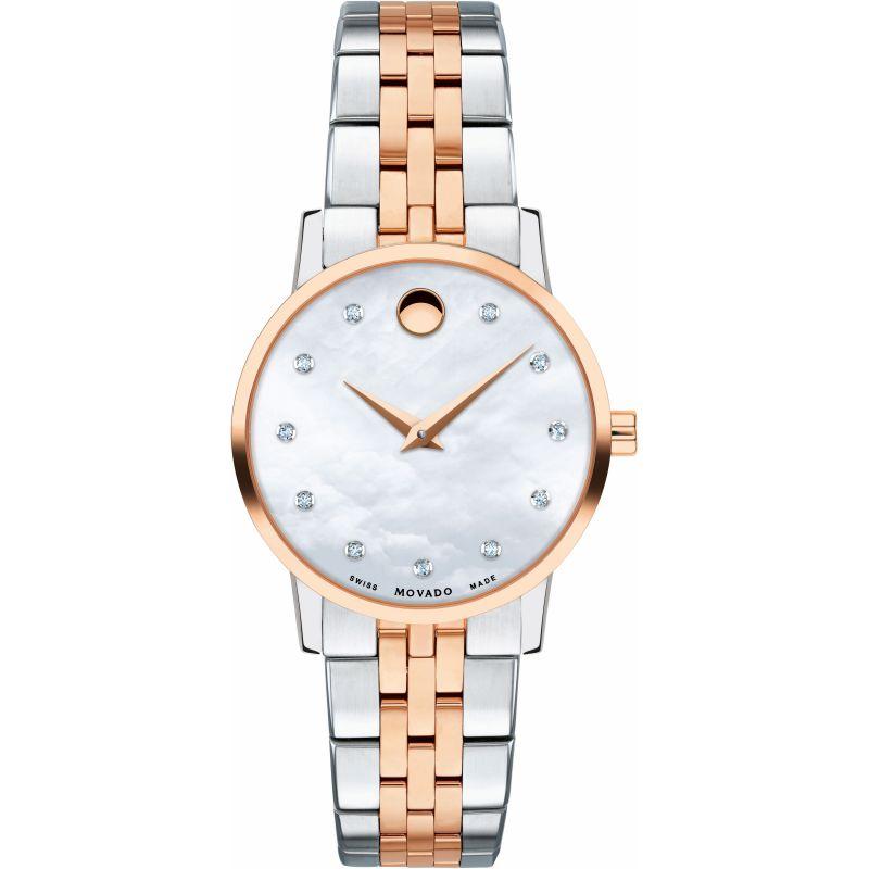 Movado Watch 607209