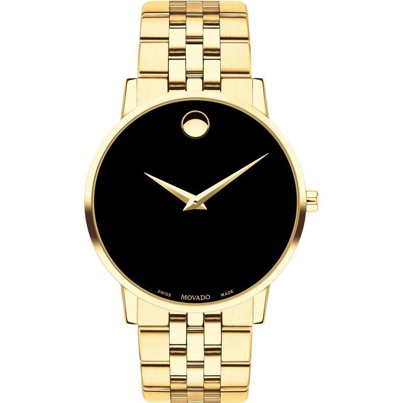 Movado Watch 607203