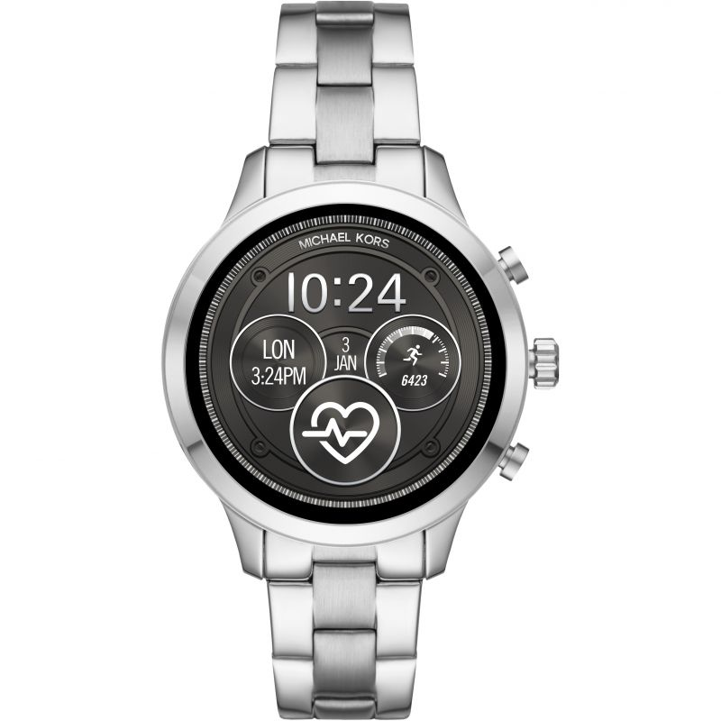 Michael Kors Access Runway Bluetooth Smartwatch  (Gen 4) ()