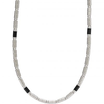 Gents Fossil Jewellery Dress Necklace Watch Jf02927040