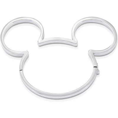 Disney Couture Mickey Mouse Anniversary Mickey Bangle DSB385