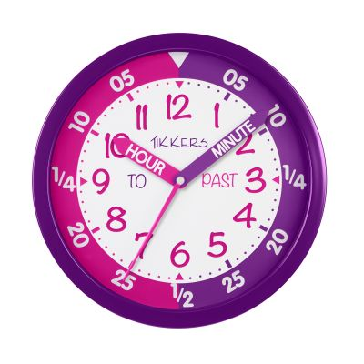 Tikkers Wall Clock Watch Tkwc003