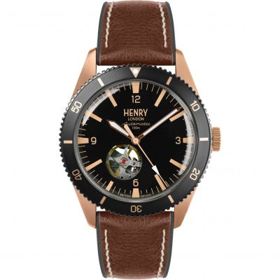 Montre Homme Henry London HL42-AS-0330