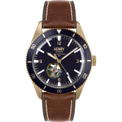 Montre Homme Henry London HL42-AS-0334