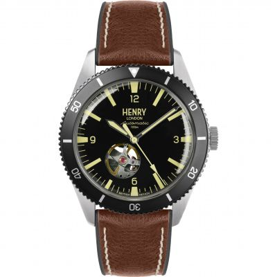 Montre Homme Henry London HL42-AS-0331