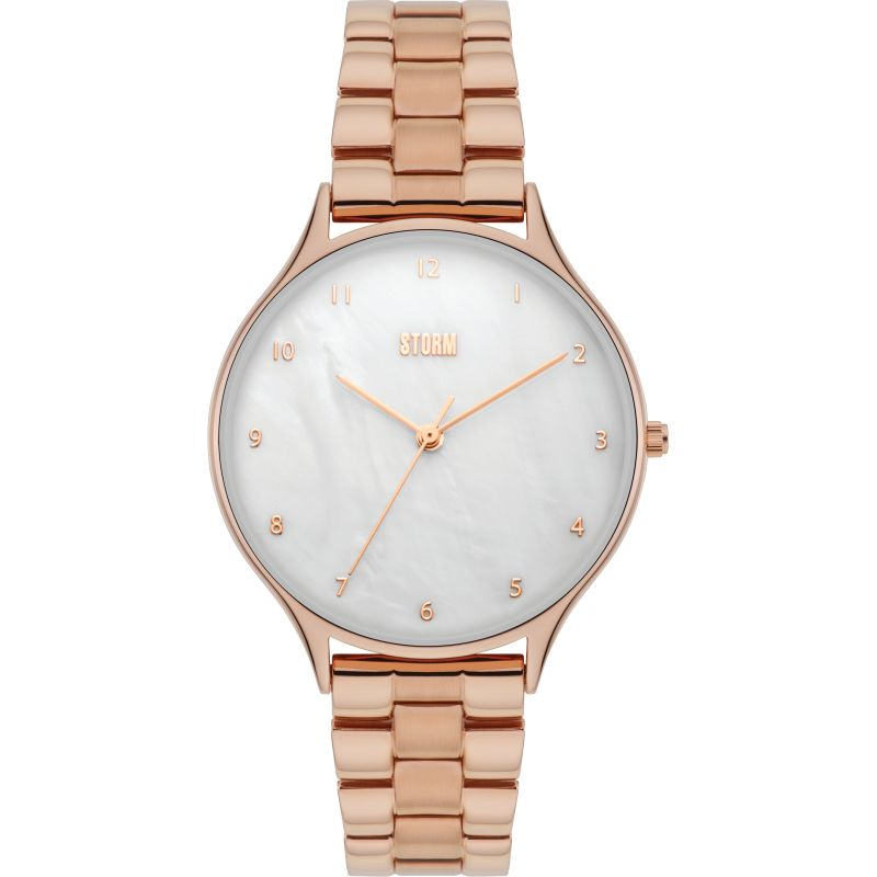 Storm Alana Rose Gold Watch