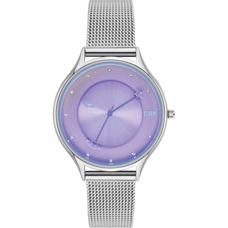 Storm Celestia Lazer Violet Watch