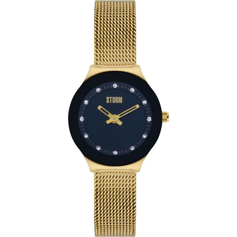 Storm Arin Gold-Black Watch
