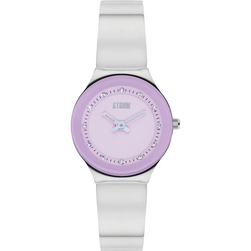 Storm Arin Curvex Lavender Watch