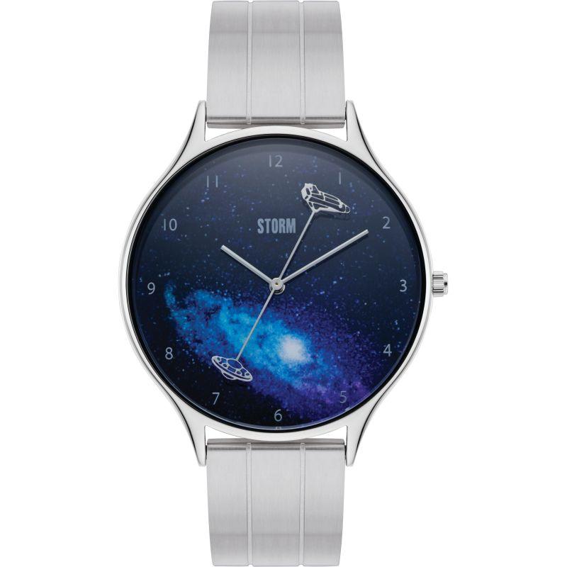 Storm Interstellar Blue Watch