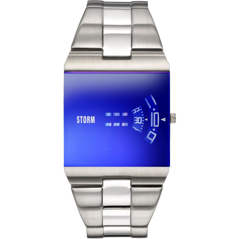STORM New Remi Sq Lazer Blue Watch 47430/LB