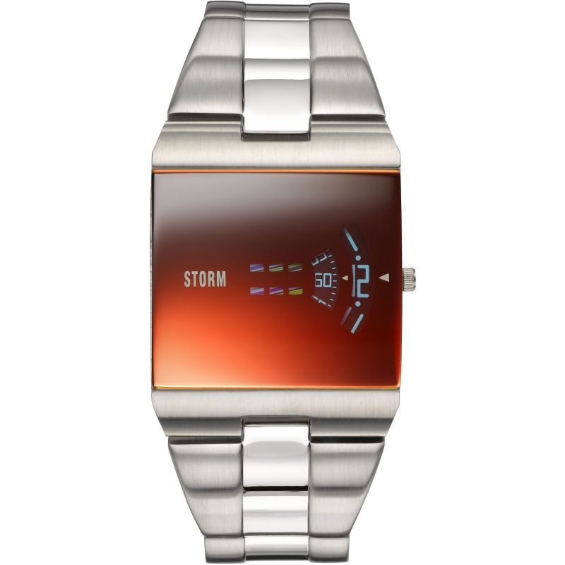 STORM New Remi Sq Lazer Red Watch 47430/R