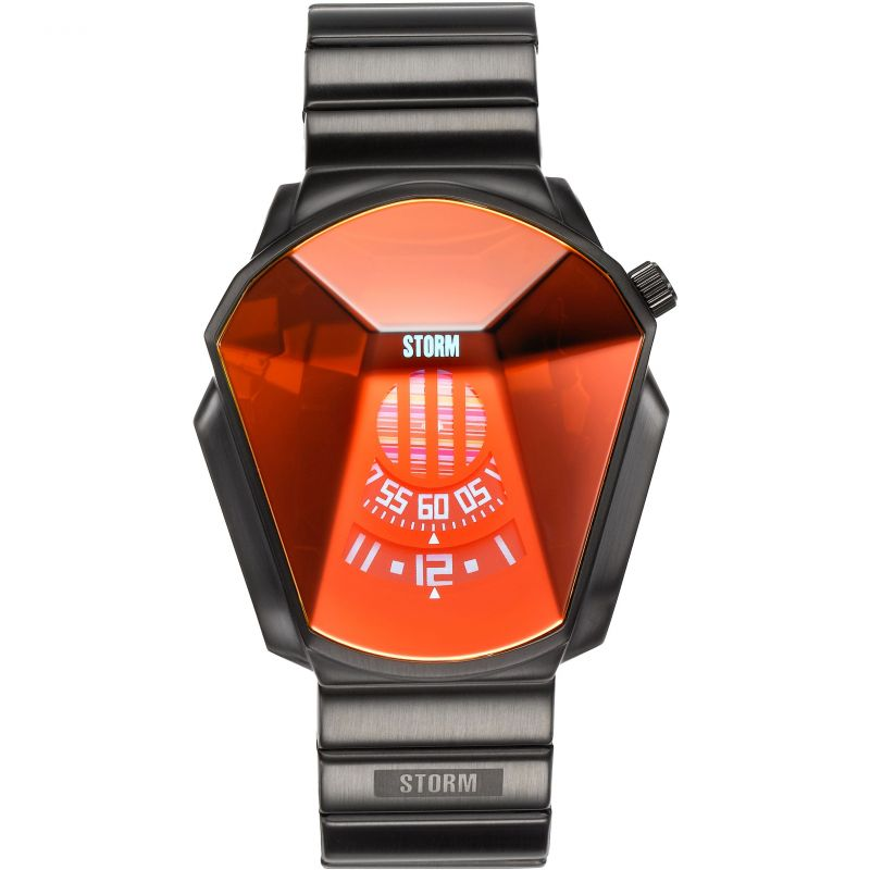 Storm Darth Slate Red Watch