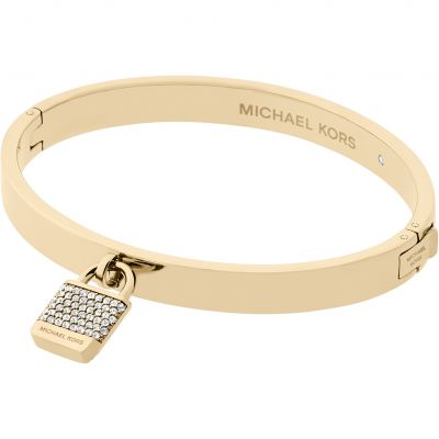 Ladies Michael Kors Stainless Steel Iconic Collection Iconic Bracelet MKJ6355710